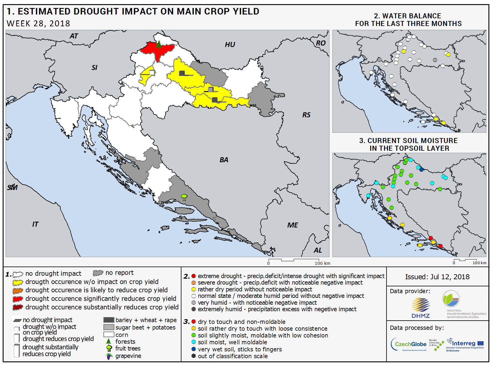 DHMZ - Croatian Meteorological and Hydrological Service