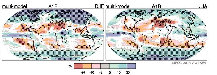 klimatske promjene koje se odnose na ugljikovodike