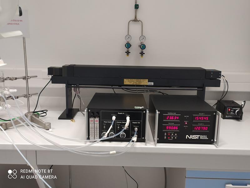 Instrumenti u umjernom laboratoriju