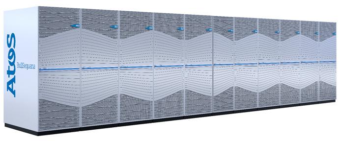Atosovo superračunalo