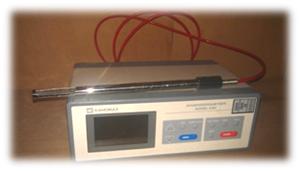 Brzina strujanja - oprema
