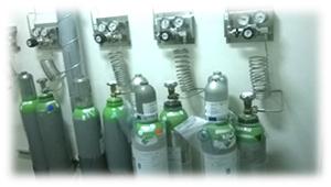 Oprema za umjeravanje pomoću plinskih mješavina